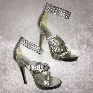 577ecff7c5f Women s Paprika Ankle Strap Heels on Poshmark